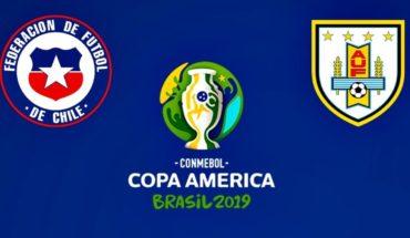 Qué canal transmite Chile vs Uruguay en TV: Copa América 2019