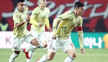 Qué canal transmite Colombia vs Panamá en TV: partido amistoso este lunes