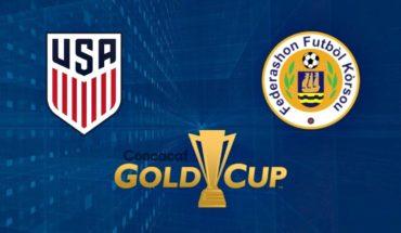 Qué canal transmite Estados Unidos vs Curazao en TV: Copa Oro 2019