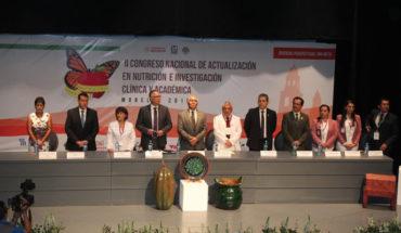 """Realiza IMSS el """"II Congreso Nacional de Actualización en Nutrición e Investigación Clínica y Académica"""""""