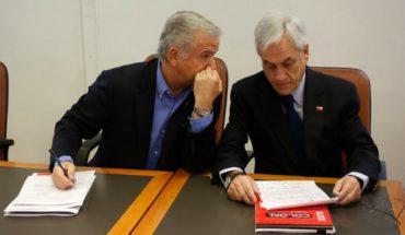 Reforma Tributaria: Gobierno y DC sellaron protocolo