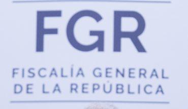 Renuncian dos funcionarios de FGR