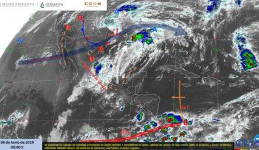 Se prevén tormentas muy fuertes en Michoacán y Estado de México