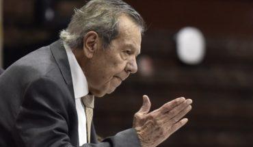 """Sería """"fatal"""" convertir a México en tercer país seguro: Muñoz Ledo"""