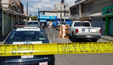 Siguen los homicidios en Morelia; asesinan a dueño de zapatería en su propio negocio
