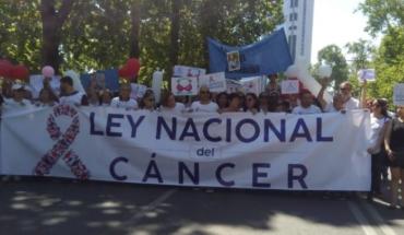 Sr. Piñera: usted puede financiar la Ley Nacional del Cáncer