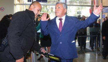 Suspendido ministro Elgueta suma nueva denuncia en su contra en caso incendios de O'Higgins