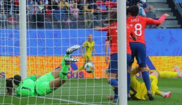 Una desconcentración y un golazo tumbaron a la Roja femenina ante Suecia