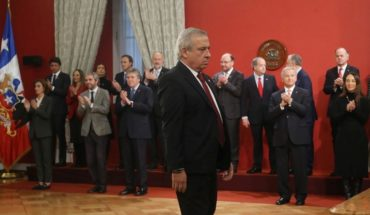 [VIDEO] Cambio de gabinete: Moreno asumió el MOP, Mañalich regresó a Salud y no hubo cambios en el equipo político