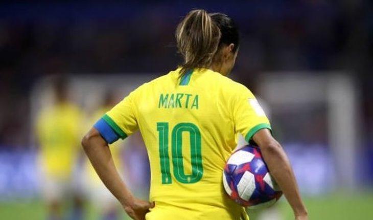 [VIDEO] Marta se volvió viral por su mensaje tras eliminación de Brasil del Mundial Femenino