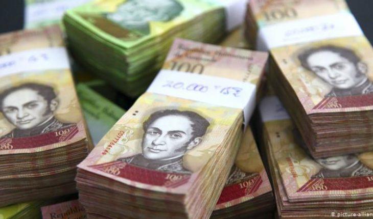 Venezuela emite nuevos billetes de hasta 50 mil bolívares ante incontrolable inflación