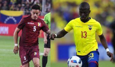 Venezuela vs Ecuador en vivo online: Partido amistoso este sábado