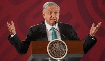AMLO to move to National Palace as soon as her son finishes primary school