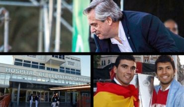 Alberto Fernandez invited Massa, Macri against Kirchner, pediatrician Garrahan complicated, last farewell to Reyes and more...
