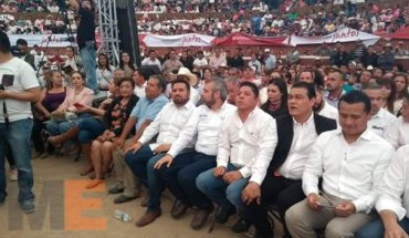 Alfredo Ramirez refuses to live with members of Morena but attends DNA event