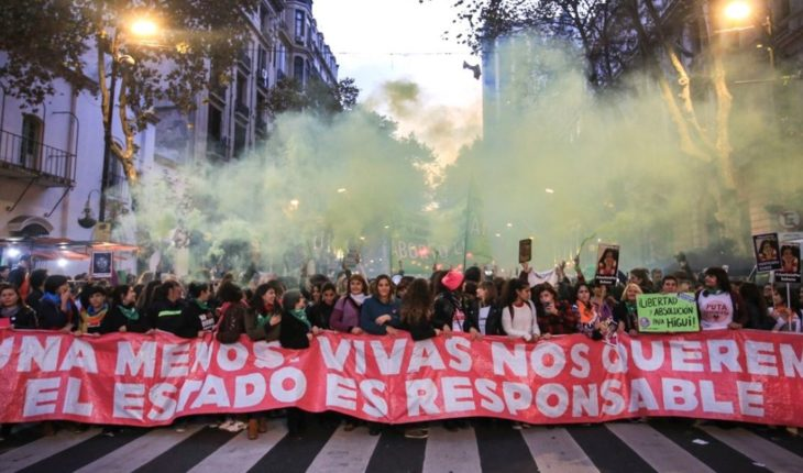 Argentina recorded a femicide every 32 hours in 2018