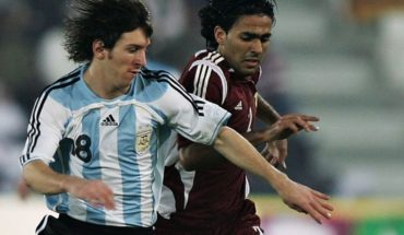 Argentina's 3-0 to Qatar, the only antechete
