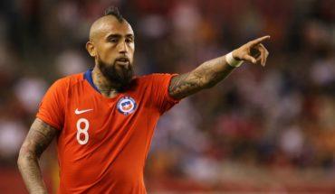 Arturo Vidal said that Claudio Bravo and Marcelo Díaz did not win alone America's Cups
