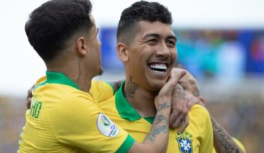 Brazil crushed Peru 5-0 and helped Argentina's standings