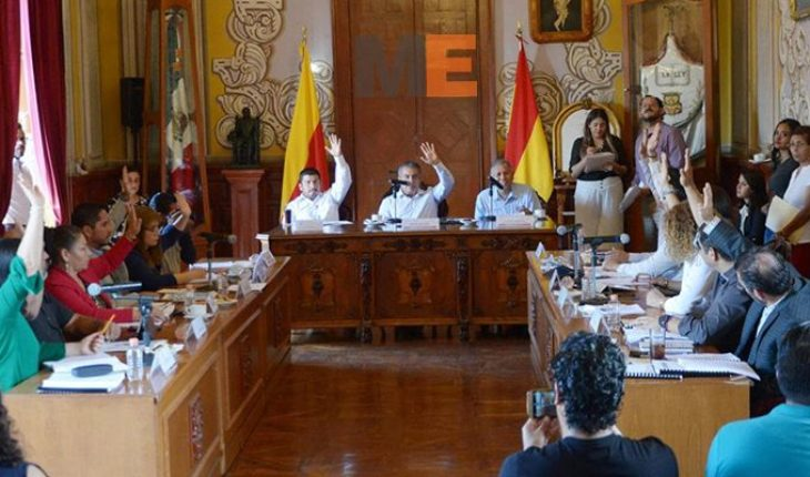 Cabildo of Morelia guarantees the creation of guidelines for the Protection of women victims of violence in the municipality