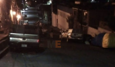 Car occupiers shoot dead a man in the Workers' colony of Morelia