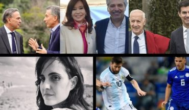 Close lists, assassinate deputy commissioner, national team goes for America's Quarters, Julieta Diaz's story and more...