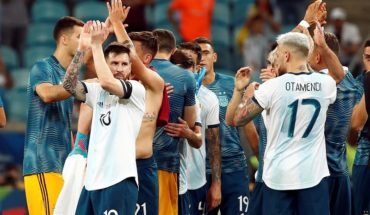 Copa America: Argentina suffers but manages to score two for Qatar and goes to quarters