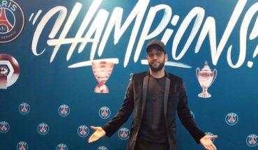 Dani Alves announced he's leaving PSG