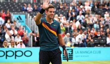Del Potro announced that his knee will be operated on and questioned his career