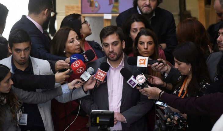"""Deputy Raúl Soto: """"The DC, under the leadership that we have today, is an authoritarian party"""""""
