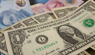 Dollar price published in banks in Mexico, this Thursday
