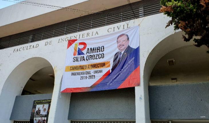 Dr. Ramiro Silva, new director of the Civil Engineering faculty