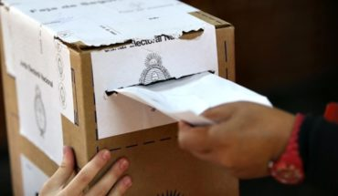 Elections 2019: Closed the elections in San Juan, Misiones and Corrientes