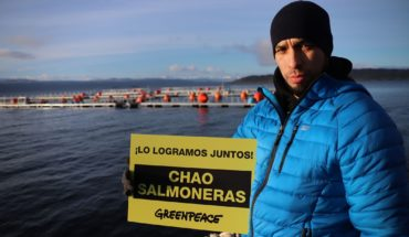 """Environmental day: """"Eliminate thermoelectrics in 2030, reduce the plastic and stop the salmon are key for the country"""""""
