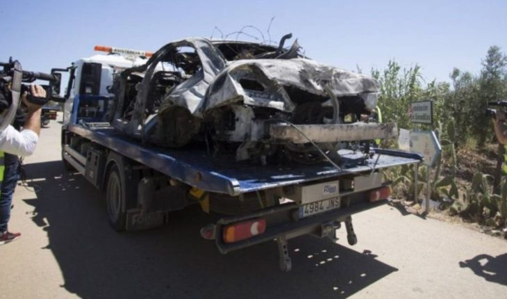 Fatal accident of Reyes: What happens when driving more than 200 km/h
