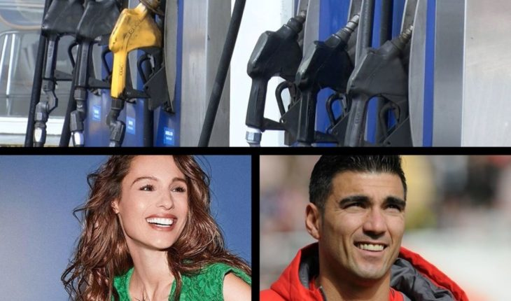 Fuel increased, law against Motochorros, pain for the death of José Reyes, Pampita on abortion and much more...