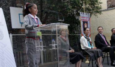 Girls can wear pants and kids skirt in CDMX schools