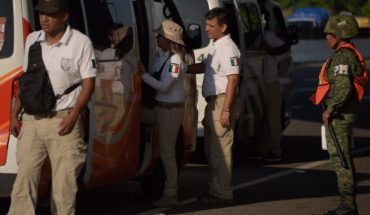 Guatemalan migrant arrested by INM in Chiapas