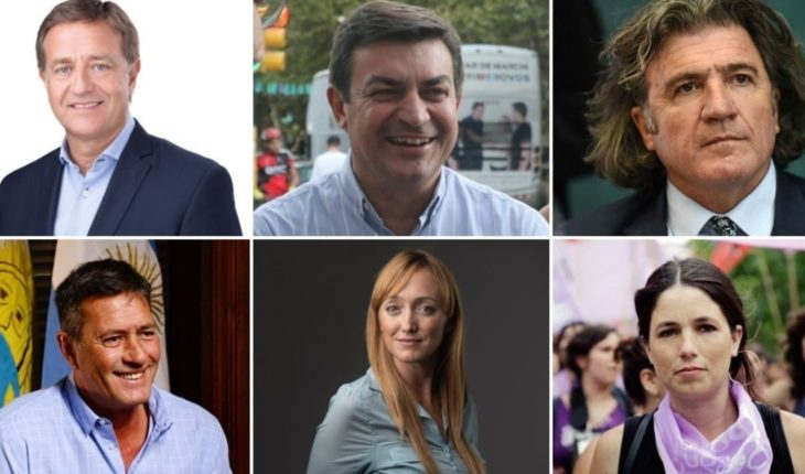 In Mendoza there are 11 candidates for governor in 8 fronts