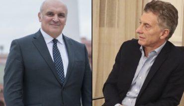 "José Luis Espert accused Mauricio Macri of an ""attempted light proscription"""
