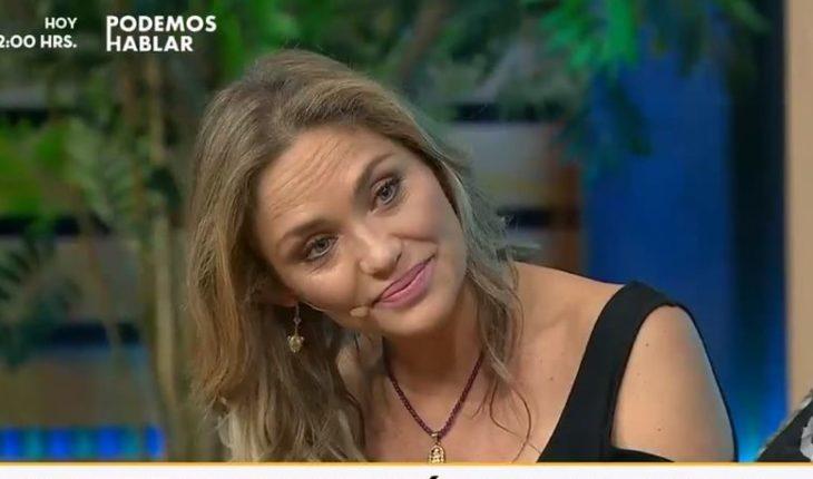 Kenita Larraín revealed romance with Enrique Iglesias