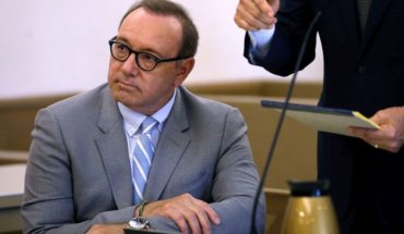 Kevin Spacey appeared before the court in case of abuse
