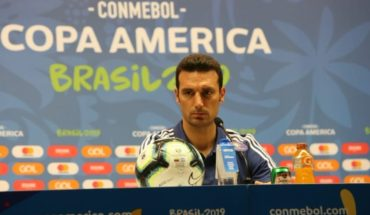 "Lionel Scaloni, focused on Brazil: ""We have to take it as a semi-final"""