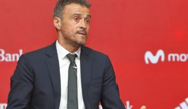 Luis Enrique ceased to be the technical director of the Spain national team