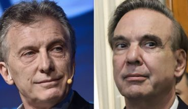 MACRI-Pichetto: The blessing of the markets and the hope of the IMF