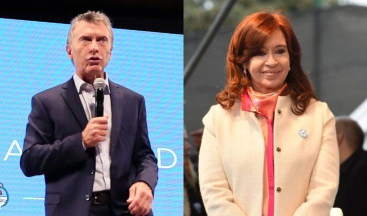 Mauricio Macri and Cristina Kirchner meet today in Rosario