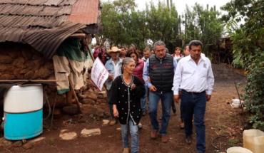 Mayor of Morelia declares community Tuna Manza free Ground floor