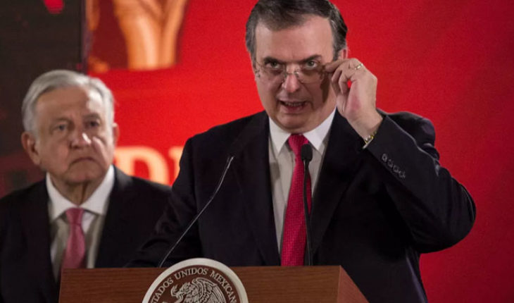 Mexico must reduce the flow of migrants within a period of 45 days: Marcelo Ebrard