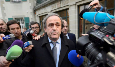 Michel Platini is detained for alleged corruption in Qatar 2022 World Cup election