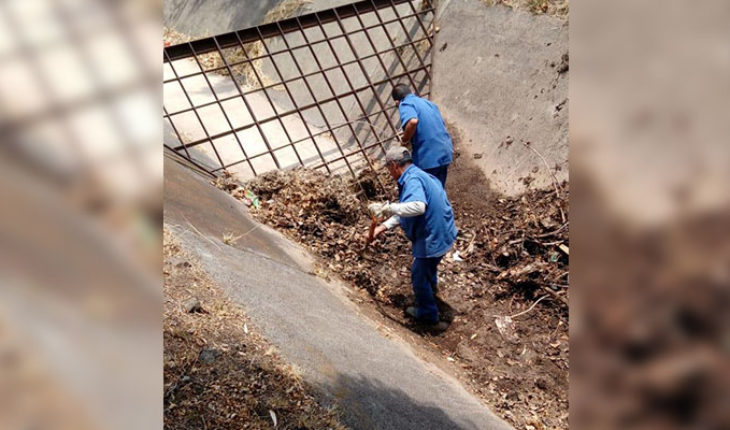 OOAPAS intensifies preventive and corrective work in the city of Morelia